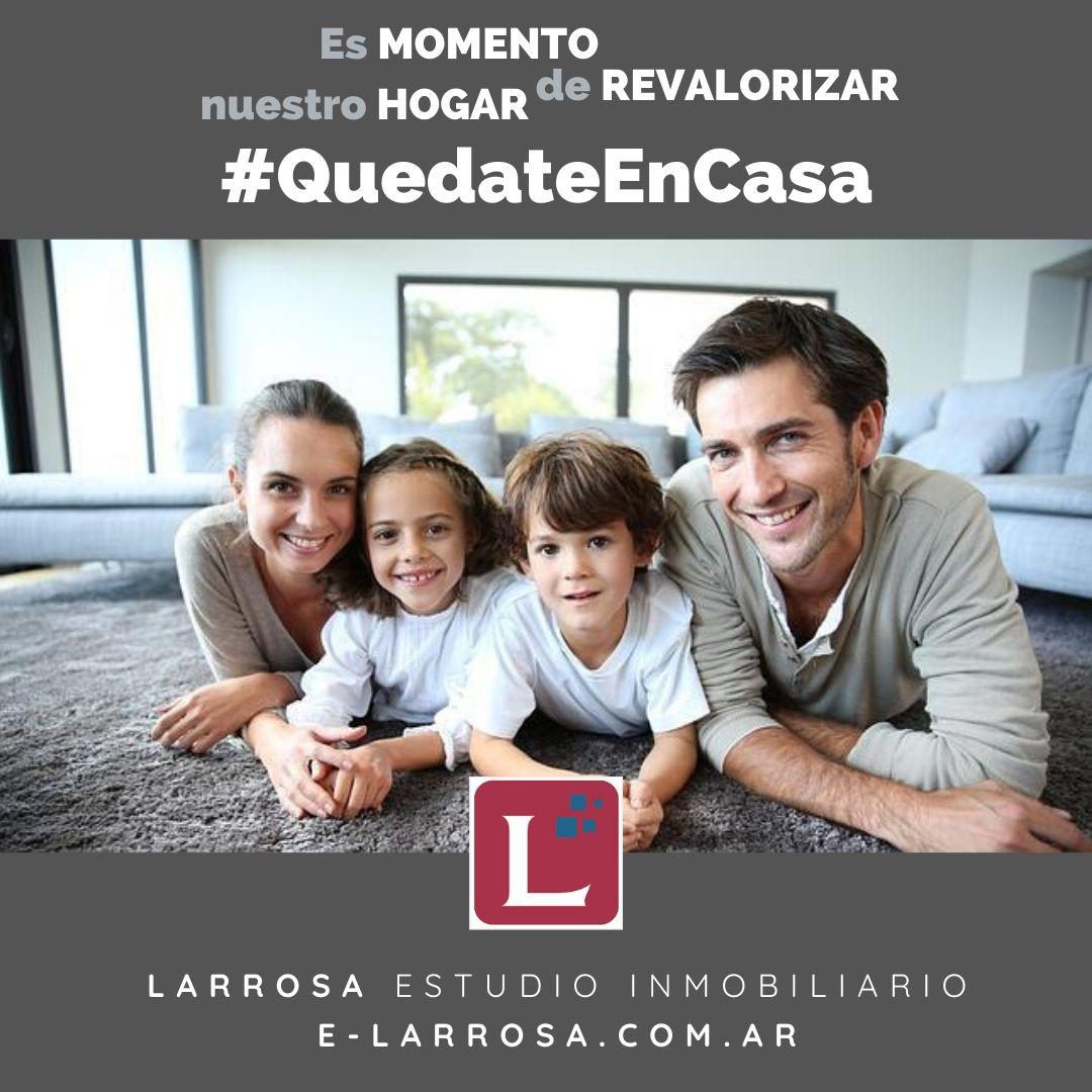 #QuedateEnCasa | Larrosa